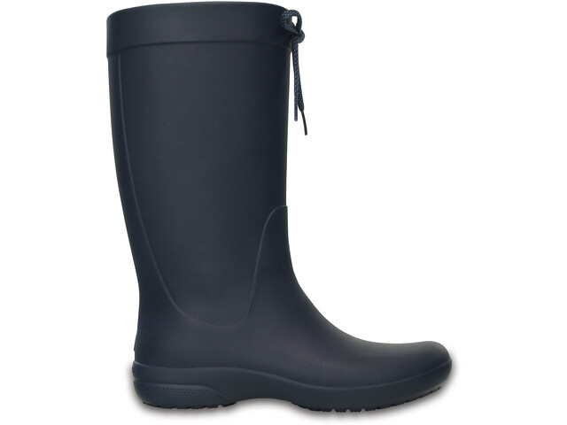 el más nuevo estilo limitado oficial Crocs Freesail Botas para lluvia Mujer, navy